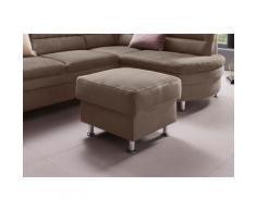 Places of Style Hocker Cardoso, mit Stauraum, passend zur Serie braun Möbel Aufbauservice