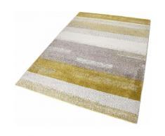 Teppich, Dreaming, Esprit, rechteckig, Höhe 13 mm, maschinell gewebt gelb Esszimmerteppiche Teppiche nach Räumen