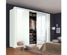 nolte Möbel Schwebetürenschrank Marcato 1C, weiß, polarweiß