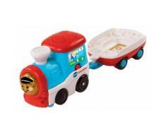 """Vtech Spielzeug-Eisenbahn """"Tut Tut Baby Züge rot/blau"""", bunt, bunt"""