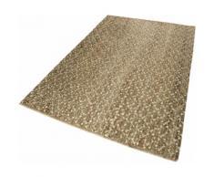 Teppich Freak of Nature Esprit rechteckig Höhe 8 mm handgewebt, braun, braun