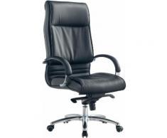 SalesFever Drehstuhl schwarz Drehstühle Bürostühle Büromöbel