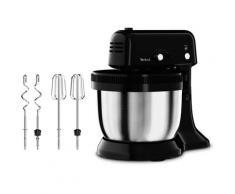 Tefal Küchenmaschine Oh My Cake QB1108, sehr kompakt; Auto-Rotation schwarz Küchenmaschinen SOFORT LIEFERBARE Haushaltsgeräte