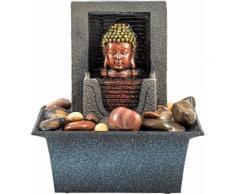 Home affaire Zimmerbrunnen Buddha »Lotus«, bunt