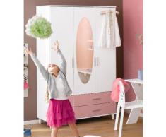rauch Kleiderschrank AikExtra weiß Kinder Kindermöbel Möbel sofort lieferbar