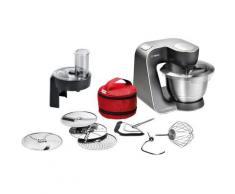 BOSCH Küchenmaschine HomeProfessional MUM59N26DE schwarz Multifunktionsküchenmaschinen Küchenmaschinen Haushaltsgeräte ohne Kochfunktion