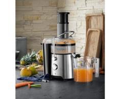 WMF Entsafter Kult X, 500 Watt silberfarben Küchenkleingeräte Haushaltsgeräte