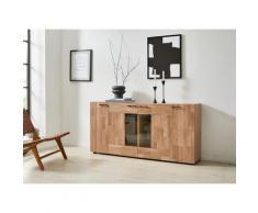 Premium collection by Home affaire Sideboard LEVITA, Breite 164 cm beige Sideboards Kommoden