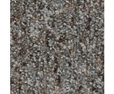 Bodenmeister Teppichboden Schlinge gemustert, rechteckig, 7 mm Höhe, Meterware, Breite 200 cm, Wunschmaß grau Bodenbeläge Bauen Renovieren