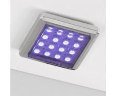LED Unterbauleuchte, 1 St. bunt Möbelleuchten SOFORT LIEFERBARE Lampen Leuchten Unterbauleuchte
