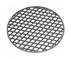 OUTDOORCHEF Grillrost Diamond, Ø: 45 cm schwarz Zubehör für Grills Garten Balkon Grillroste