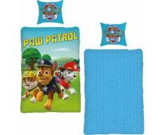 Kinderbettwäsche Paw Patrol Dogs PAW PATROL, bunt, multi