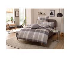 s.Oliver Bettwäsche Tabea, mit GRATIS-Zugabe: 2x Kissenhülle grau Bettwäsche-Sets Bettwäsche, Bettlaken und Betttücher