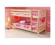 Silenta Etagenbett, Kiefer beige Kinder Etagenbett Kindermöbel Möbel sofort lieferbar