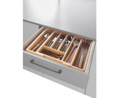 heine home Besteckkorb beige Küchen-Ordnungshelfer Küchenhelfer Küche