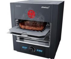 Steba Tischgrill PS M2000, 2000 Watt schwarz Elektrogrills Grill Haushaltsgeräte
