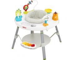 Skip Hop Spieltisch Explore & More 3-in-1 Spielcenter bunt Kinder Activity Center Trapeze Baby Kleinkind