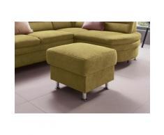 Places of Style Hocker Cardoso, mit Stauraum, passend zur Serie grün Möbel Aufbauservice