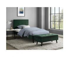 INOSIGN Bettbank Freya grün Bettbänke Sitzbänke Stühle