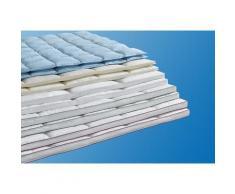 Federbettdecke + Kopfkissen, Überraschungspaket, RIBECO, (Spar-Set) weiß Bettdecken Bettdecken, Kopfkissen Unterbetten Bettwaren-Sets