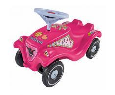 BIG Rutscherauto BIG-Bobby-Car-Classic Candy, Made in Germany rosa Kinder Ab 12 Monaten Altersempfehlung