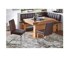 SCHÖSSWENDER Eckbankgruppe (Set, 4-tlg) beige Sitzbänke Nachhaltige Möbel Sitzmöbel-Sets