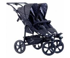 Zwillings- & Geschwisterwagen Twin trail 2, Premium, anthrazit