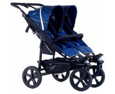 Zwillings- & Geschwisterwagen Twin trail 2, twilight blue