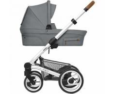 Kombi Kinderwagen Nio, Adventure, storm grey, Gestell standard