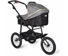 TFK DV Kombi Kinderwagen Jogger Joggster sport 16, mit Aufsatz Multi X, quiet shade