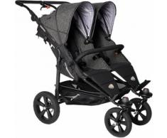 Zwillings- & Geschwisterwagen Twin trail, Premium, anthrazit