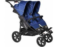 Zwillings- & Geschwisterwagen Twin trail, twillight blue