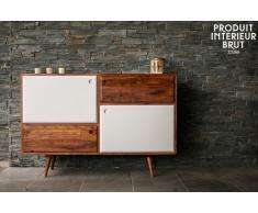 Buffet aus Holz 1969 skandinavisches Design