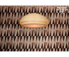 Große Deckenleuchte Bamboo skandinavisches Design