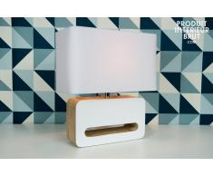Tischleuchte Woodwite skandinavisches Design
