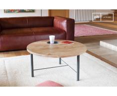 Holzcouchtisch Bascole skandinavisches Design