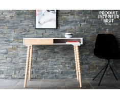 Schreibtisch mit Katalina Schubläden skandinavisches Design