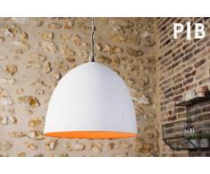Hängeleuchte Nölia Weiß skandinavisches Design