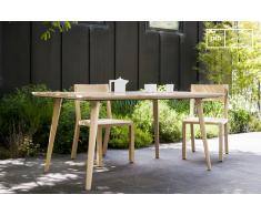 Grosser Tisch Möka skandinavisches Design