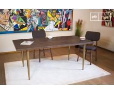Holztisch Alienor skandinavisches Design