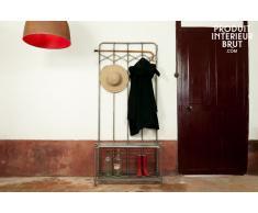 Garderobenständer Café de Paris Industriedesign