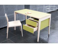 Schreibtisch mit Schubfächern Nöten skandinavisches Design