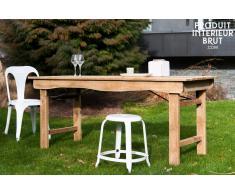 Esstisch aus Holz Elise Landhausstil