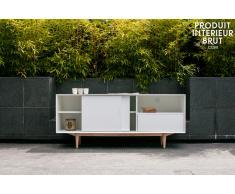 Buffet aus Holz Fjord skandinavisches Design