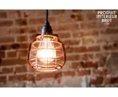 Hängeleuchte Bristol Cuivrée Industriedesign