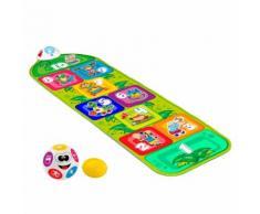 Bean Jump & Fit playmat Teppich Glocke