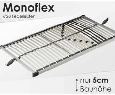 Bast Monoflex Lattenrost unverstellbar 90x190 cm