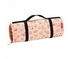Reisenthel Kids Collection Myorganizer Hängeaufbewahrung 80 cm - cats and dogs rose