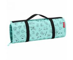 Reisenthel Kids Collection Myorganizer Hängeaufbewahrung 80 cm - cats and dogs mint