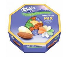 3 x 144 g Milka Osternest - Osterpralinen